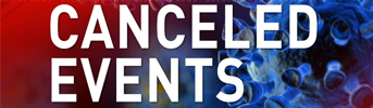 canceled events banner